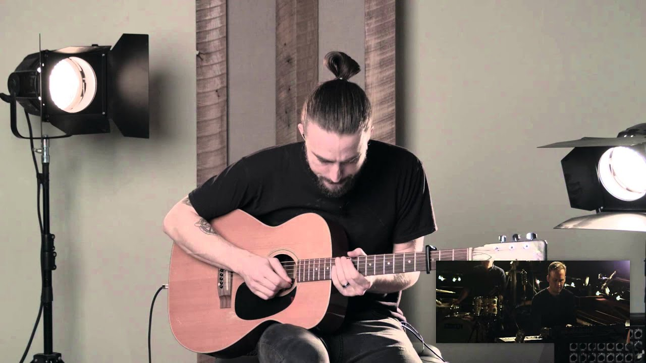 """No Longer Slaves"" Song Tutorial // Acoustic Guitar"