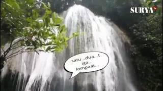 Video Serunya Bermain Air di Grojogan Sewu Alam Kandung Tulungagung MP3, 3GP, MP4, WEBM, AVI, FLV Oktober 2018