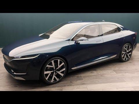 Download Tata E Vision Sedan Concept - World Exclusive | MotorBeam HD Mp4 3GP Video and MP3