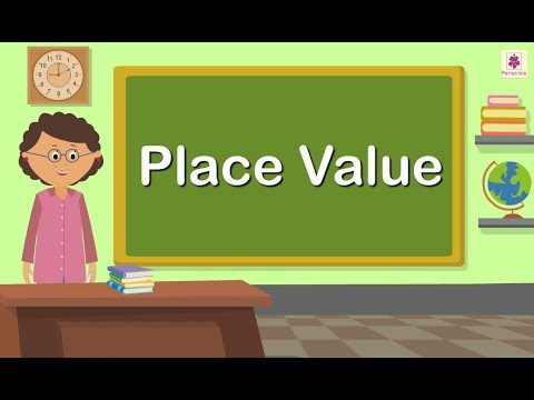 Place Value Of The Digits In A Number | Maths Concepts For Kids | Maths Grade 5 | Periwinkle