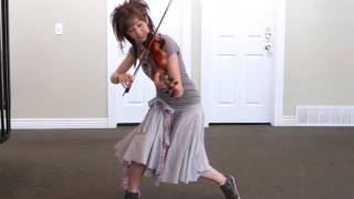 Party Rock Anthem Violinists can shuffle too