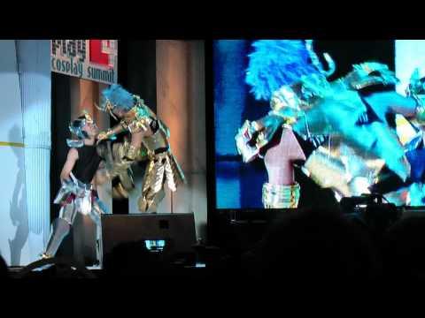 World Cosplay Summit Thai Preliminary 2010 Team 10 – Saint Seiya