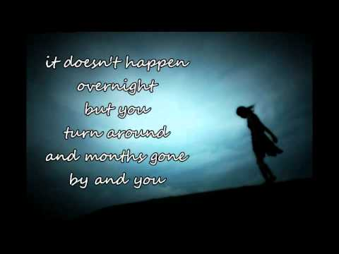 Sara Evans- A Little Bit Stronger W/ Lyrics