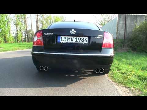 VW Passat W8 – Tuning + Sound