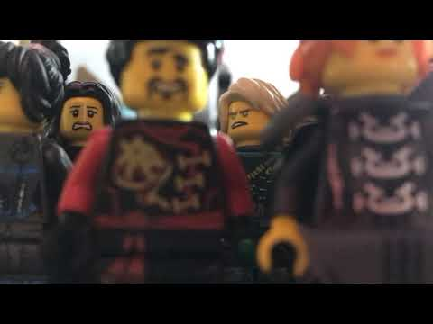 Lego ninjago Hunted Episode 7 : The resistance and Firstbourne