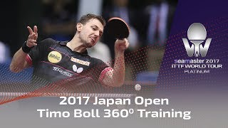 Timo Boll 360° Training