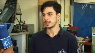 GIRO36 ESPORTE | UFFORMULA SE PREPARA PARA FORMULA SAE BRASIL