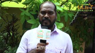 Nandhivan KK Perumal at Yaavum Vasappadum Team Interview
