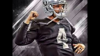 Derek Carr 2015-2016 Highlights [1080p HD]