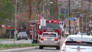 Moreno Valley (CA) United States  City new picture : Moreno Valley California Fire Department Paramedic Response
