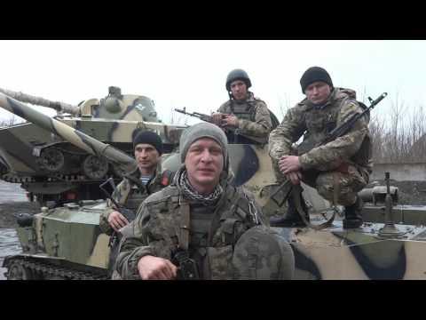 Українські десантники привітали жінок з 8 Березня [ВІДЕО]