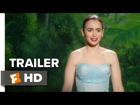 Rules Don't Apply Official Trailer 1 (2016) - Lily Collins Movie