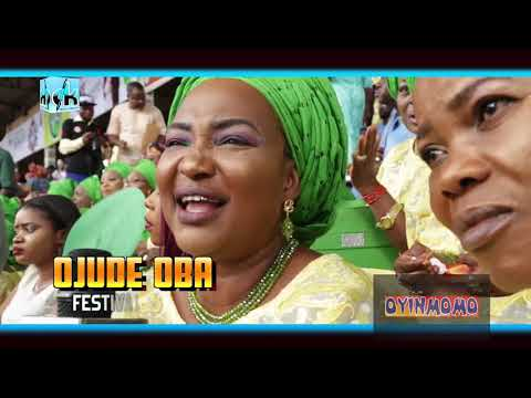 OJUDE OBA FESTIVAL 2017 AT IJEBU ODE,OGUN STATE!!!