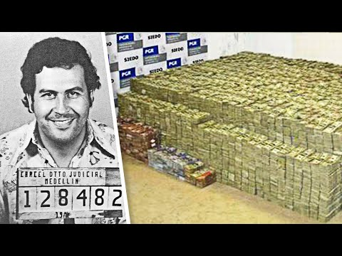 How RICH Was Pablo Escobar?