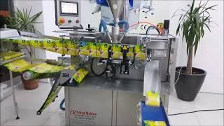 Yatay Toz Dolum Makinesi
