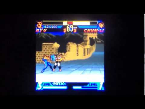 Street Fighter Alpha : Warriors' Dreams Game Boy