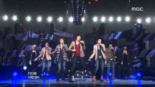 SS501 - Love Like This, 더블에스오공일 - 러브 라이크 디스, Music Core 20091107