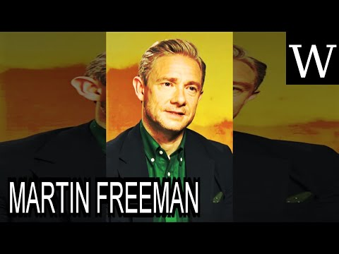 MARTIN FREEMAN - WikiVidi Documentary