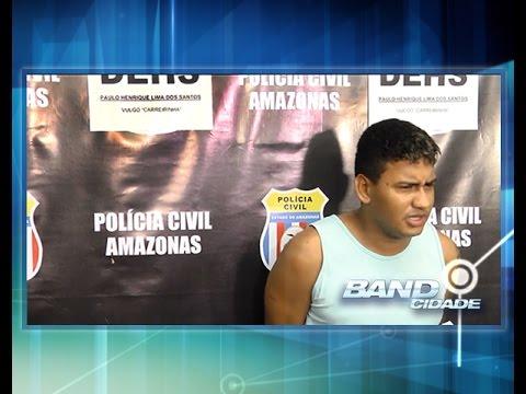 Polícia Civil prende jovem suspeito de três homicídios na capital