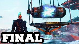 FINAL DE LA SERIE | ARK: Survival Evoveld EXTINCTION #95 Mods | Temporada 7