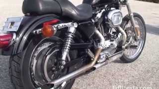 6. Used 2000 Harley Davidson Sportster 1200 Custom Motorcycles for sale - Jacksonville, FL