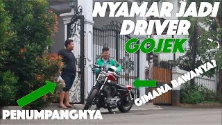 Video NYAMAR JADI DRIVER GOJEK, NAIK MOTOR GEDE NGANTERIN KE PELANGGAN (Social Experiment Indonesia) MP3, 3GP, MP4, WEBM, AVI, FLV September 2018