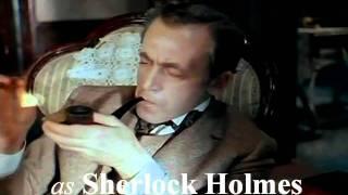 The Best Sherlock Holmes was...Russian?