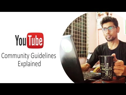YouTube Community Guidelines Bangla | What Is Community Guideline | YouTube Success Tips