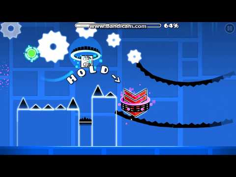 [ Geometry Dash ] Layouts #10 - Overtime (NoClip)