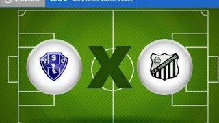 Assistir Paysandu x Bragantino ao vivo 26/09/2016 Online Grátis Assistir ao vivo no PC: http://www.esportetvaovivo.com.br...