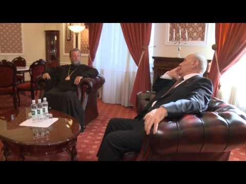 Președintele Republicii Moldova, Nicolae Timofti, a avut o întrevedere cu ÎPS Vladimir, mitropolitul Chișinăului și al Întregii Moldove