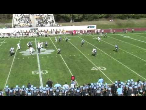 Northwood Football Highlights - #18 Wayne State 21, Northwood 11