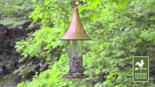 Bell Bird Feeder - Good Directions