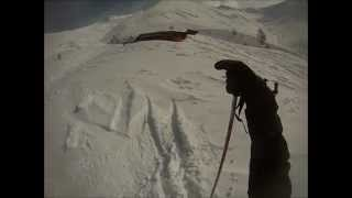 Nauders Austria  City new picture : Fun on Ski Route - Nauders, Austria - GoPro Hero3 White
