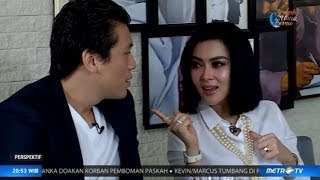 Video Perspektif - Metro TV - A Day With Syahrini & Reino Barack MP3, 3GP, MP4, WEBM, AVI, FLV Mei 2019