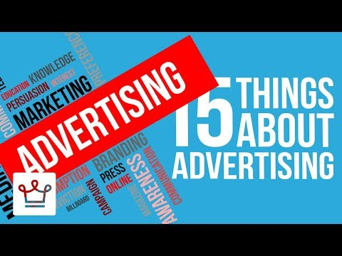 15 Things You Didn't Know About The Advertising Industry