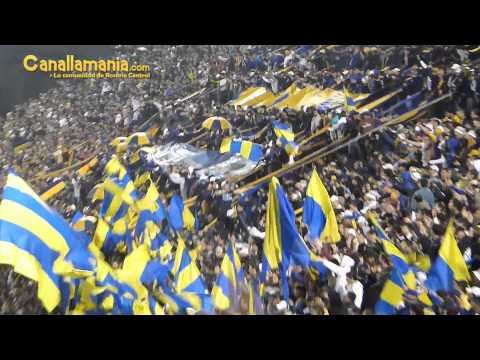 Video - Hinchada Rosario Central vs Independiente de Mza 08-10-12 (Canallamania.com) HD - Los Guerreros - Rosario Central - Argentina
