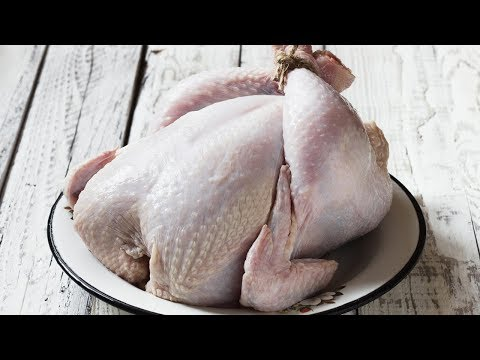 How To Quickly Defrost a Turkey