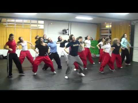 The Best Choreography On Shakira Waka Waka Dance