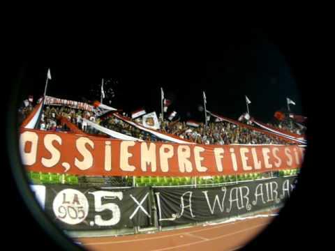 Carnaval - Barra del Caracas FC - Los Demonios Rojos - Caracas