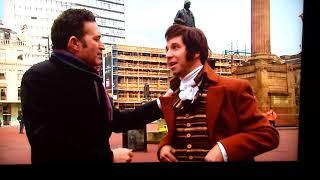 Christopher Tait as Robert Burns on STV again!