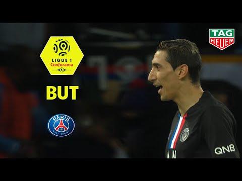 But Angel DI MARIA (41') / Paris Saint-Germain - Montpellier Hérault SC (5-0)  (PARIS-MHSC)/ 2019-20