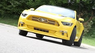 7. 2015 Ford Mustang SHERROD GT Triple Yellow Tri-Coat