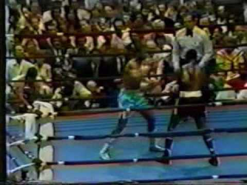 Roy Jones Jr Vs Ricky Randall ( Pro Debut )