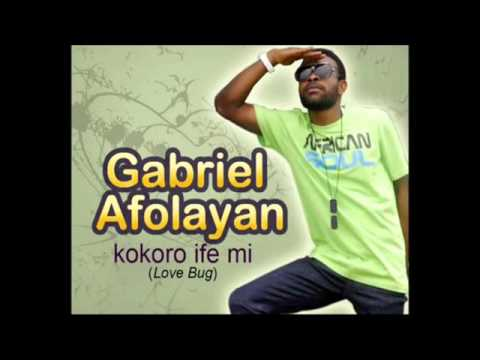 Gabriel Afolayan (G-Fresh) - Kokoro Ife Mi (Love Bug) (Audio)