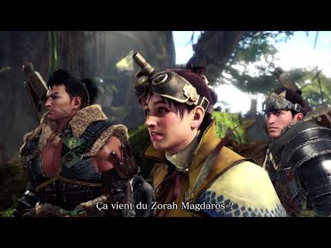 Monster Hunter: World - Trailer Dragons Anciens