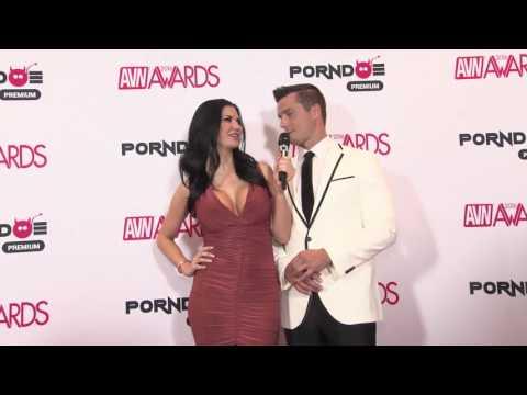 PornDoe Premium interview with Ramon Nomar @ the AVN Awards 2016 (видео)