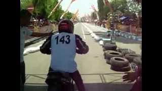 Djarum 76 Drag Bike Ngawi, Satria FU 150cc,