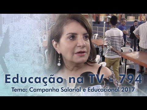 Campanha Salarial e Educacional 2017