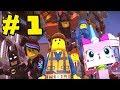 The Lego Movie 2 The Videogame Parte 1 Espa ol Latino L